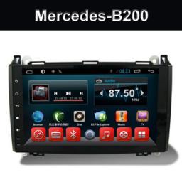 оптовая торговля gps глонасс навигаторы 9 дюймовый Mercedes Benz B200