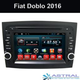 оптовая торговля Fiat Doblo 2016 Автомобильные мониторы с DVD Android Quad Core