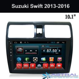 OEM Suzuki Swift Переходные рамки головных устройств ТВ Dvd Gps Usb 2013 14 15 2016