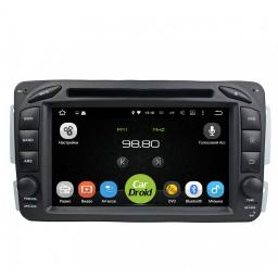 CarDroid RD-2501 - Штатное головное устройство для Mercedes Benz W203 W208 W209 W463 W639 Vito Viano Vaneo (Android 5.1.1)