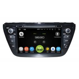CarDroid RD-3501 - Штатное головное устройство для Suzuki SX4 2, 2013 г.в (Android 5.1.1)