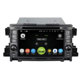 CarDroid RD-2401 - Штатное головное устройство для Mazda CX-5, Mazda 6 (Android 5.1.1)