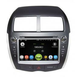 CarDroid RD-2604 - Штатное головное устройство для Peugeot 4008 (Android 5.1.1)