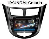 FlyAudio G8103H01 - Штатное головное устройство для Hyundai Solaris 2012-2015 г.в