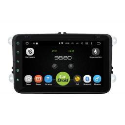 CarDroid RD-3711 - Штатное головное устройство для Skoda 8 (сенсорная) Android 5.1.1