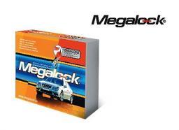 "Megalock Universal - Замок  капота Megalock (с запорным механизмом  ""сфера/крюк"")"