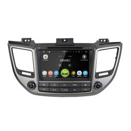 CarDroid RD-2012 - Штатное головное устройство для Hyundai ix35, Tucson 2016 (Android 5.1.1)