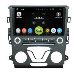 CarDroid RD-1703 - Штатное головное устройство для Ford Mondeo 5, 2015 (Android 5.1.1)