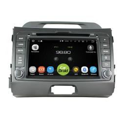 CarDroid RD-2303 - Штатное головное устройство для KIA Sportage 3 (Android 5.1.1)