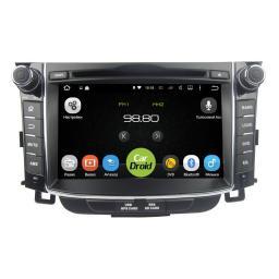 CarDroid RD-2004 - Штатное головное устройство для Hyundai i30 2, 2012, GD (Android 5.1.1)