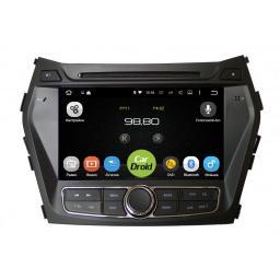 CarDroid RD-2009 - Штатное головное устройство для Hyundai SantaFe 3 (Android 5.1.1)
