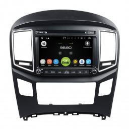 CarDroid RD-2017 - Штатное головное устройство для Hyundai Starex, H1 2016 (Android 5.1.1)