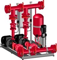 Насосные установки ГидроСи для пожаротушения