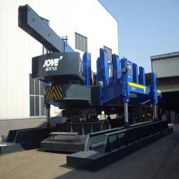 Сваевдавливающая установка (копер) Jove JVY180A