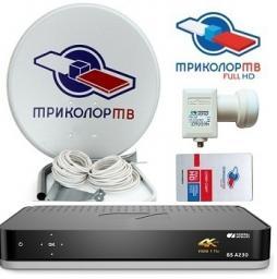 Комплект Триколор ТВ Full HD 4K General Satellite GS A230