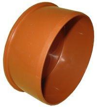Заглушка для раструба ПВХ для наружной канализации