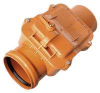 Клапан обратный для наружной канализации