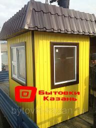 Будка охраны в Казани