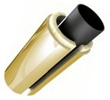 Полуцилиндры ППУ для утепления труб 25-1420мм