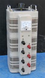 лабораторный автотрансформатор (ЛАТР) Solby TSGC-15 трёхфазный