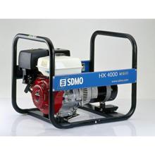 бензогенератор sdmo HX 4000