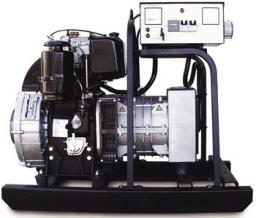 дизельный электрогенератор gesan L 30 auto