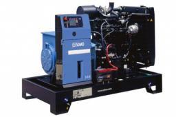 дизельный генератор sdmo J 66K