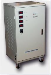 стабилизатор напряжения однофазный Fnex SVC-30000