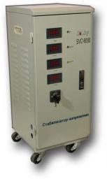 стабилизатор напряжения трехфазный Fnex SVC-9kVA