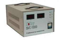 стабилизатор напряжения однофазный Solby SVC-10000