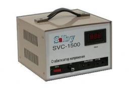 стабилизатор напряжения однофазный Solby SVC-1500