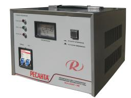 стабилизатор напряжения однофазный ресанта АСН-2000 / 1-ЭМ