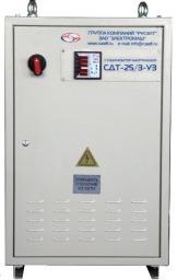 стабилизатор напряжения трехфазный 80 кВА СДТ-80 / 3