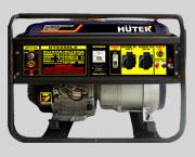 Электрогенератор бензиновый Huter DY5000L