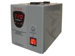 стабилизатор напряжения однофазный ресанта АСН 2000 / 1-Ц релейный (resanta)