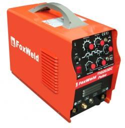 инвертор сварочный FoxWeld TIG 203 DC Pulse