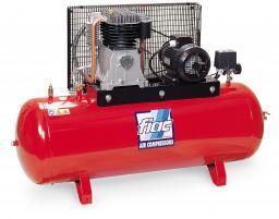 профессиональный компрессор с ременным приводом fiac AB 200 / 510 (made in italy)
