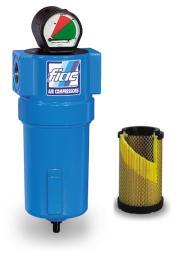 Фильтр предварительной очистки воздушный Fiac FQ FP FD FC 1000