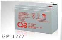 Аккумуляторная батарея CSB GPL 1272