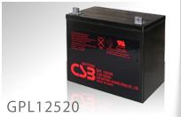 аккумуляторная батарея csb GPL 12520