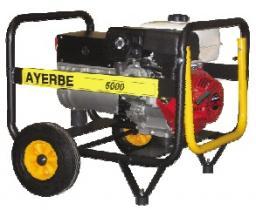 бензиновая электростанция AYERBE AY 3800 H