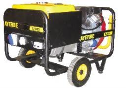 бензиновая электростанция AYERBE AY 12500 H A/E