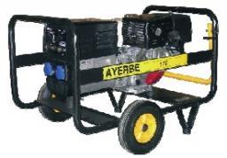 бензиновая электростанция AYERBE AY 170 H CA