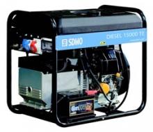 трехфазный дизельгенератор с электростартером sdmo Diesel 15000TE