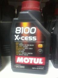 MOTUL 8100 X-cess