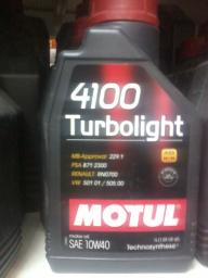 Motul 4100 Turbolight