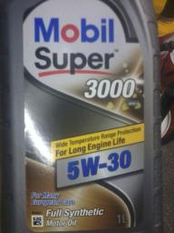 Mobil Super 3000 5w30