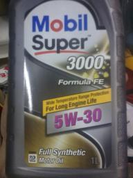Mobil Super 3000 Formula FE 5w30