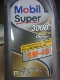 Mobil Super 3000 DIESEL 5w40