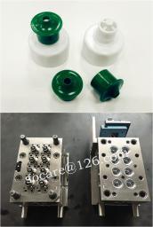 Производство пресс-формы для колпачка пуш-пул